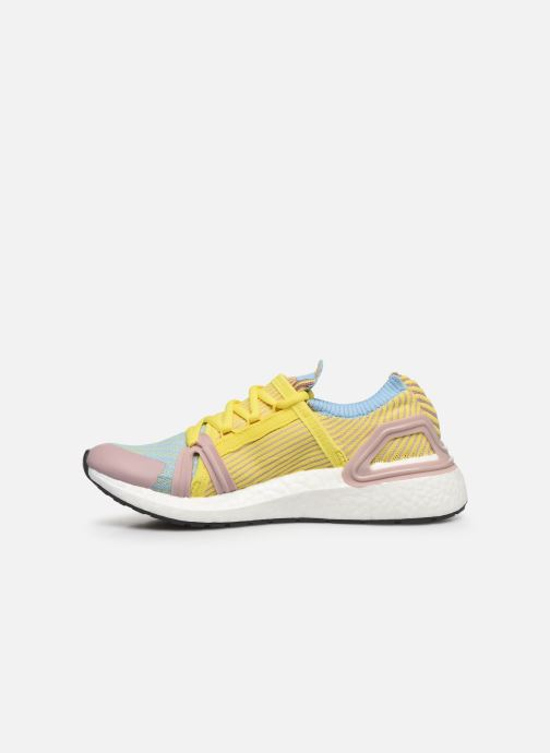 Chaussures de sport adidas by Stella McCartney Ultraboost 20 S. Jaune vue face